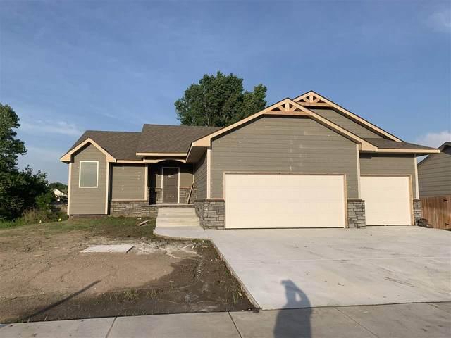 4410 S Chase, Wichita, KS 67217 (MLS #580232) :: Graham Realtors