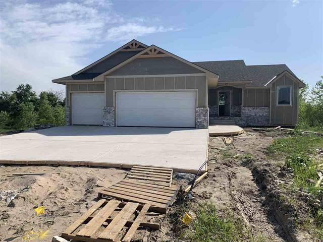 4513 S Mt. Carmel Cir, Wichita, KS 67217 (MLS #580233) :: Graham Realtors