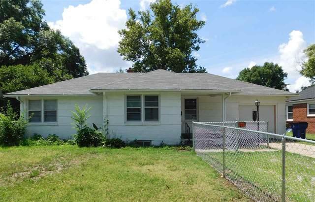 2815 E Lincoln St, Wichita, KS 67211 (MLS #580339) :: Graham Realtors