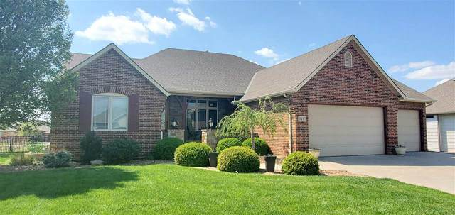 725 Bobtail Ct, Newton, KS 67114 (MLS #580398) :: On The Move