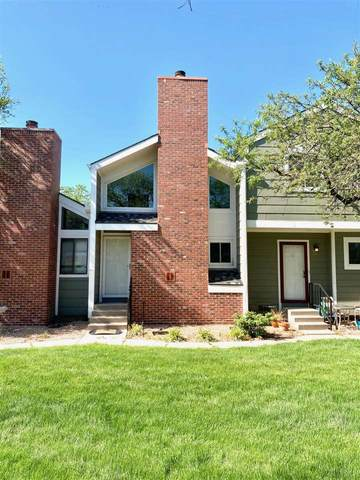 2021 N Broadmoor #402, Wichita, KS 67206 (MLS #580660) :: Graham Realtors