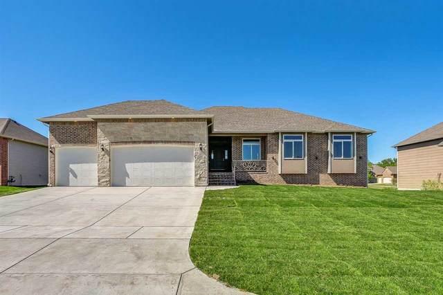 205 S Grand Mere Ct, Wichita, KS 67230 (MLS #580703) :: Graham Realtors