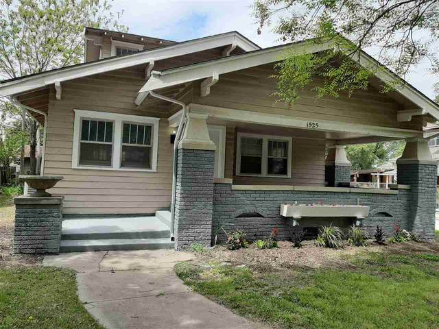 1525 N Waco  Ave, Wichita, KS 67203 (MLS #580783) :: Graham Realtors