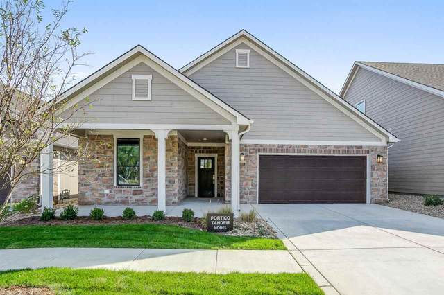 13213 W Montecito St Portico Tandem , Wichita, KS 67235 (MLS #581277) :: Kirk Short's Wichita Home Team