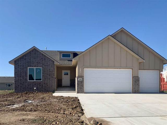 1734 N Blackstone Ct, Wichita, KS 67235 (MLS #581320) :: Keller Williams Hometown Partners