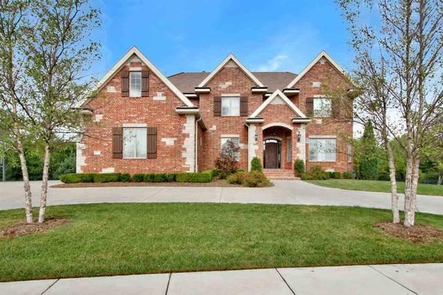 2109 N Crooked Pine St, Wichita, KS 67230 (MLS #581330) :: Keller Williams Hometown Partners
