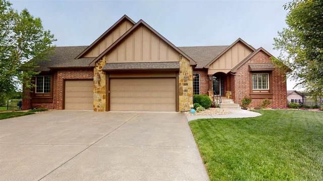 3045 Willow Crk, Rose Hill, KS 67133 (MLS #581349) :: On The Move