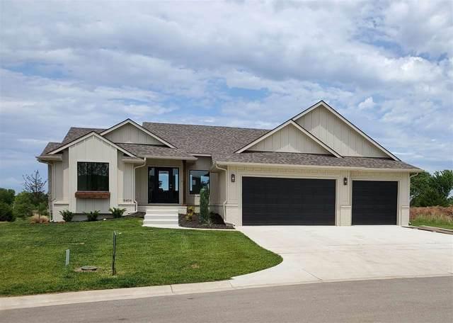 8404 E 33rd St S, Wichita, KS 67210 (MLS #581388) :: Lange Real Estate
