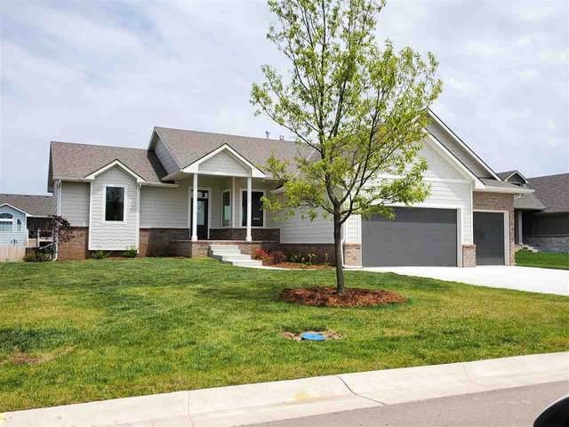 3412 S Lori Ct, Wichita, KS 67210 (MLS #581389) :: Lange Real Estate