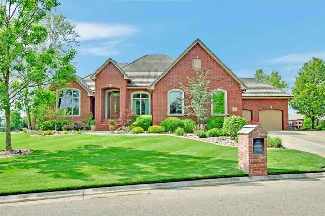 3128 N Den Hollow St, Wichita, KS 67205 (MLS #581439) :: Graham Realtors