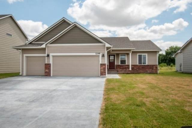 1249 E Prairie Hill Cir, Park City, KS 67219 (MLS #581444) :: Jamey & Liz Blubaugh Realtors