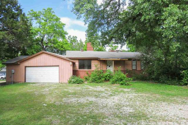 1224 S Maize Rd, Wichita, KS 67209 (MLS #581456) :: Lange Real Estate