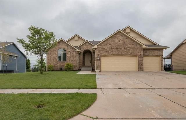 14901 W Moscelyn St, Wichita, KS 67235 (MLS #581522) :: Lange Real Estate