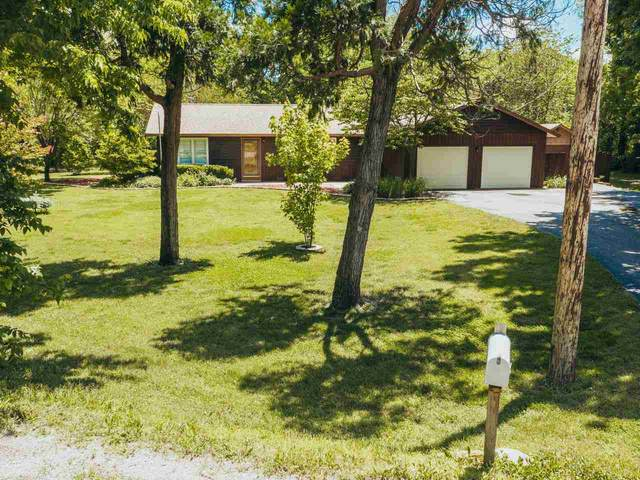 12537 SW Frontier Trail Rd., Andover, KS 67002 (MLS #581531) :: On The Move
