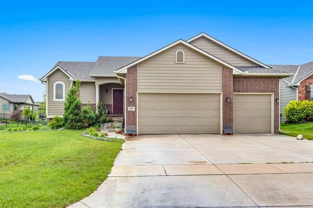 13811 E Mainsgate Cir, Wichita, KS 67228 (MLS #581558) :: Kirk Short's Wichita Home Team