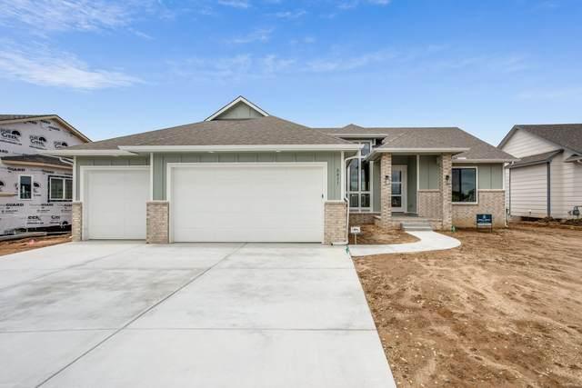 3411 S Lori St, Wichita, KS 67210 (MLS #581681) :: Lange Real Estate