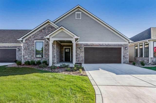 6521 W Collina St Portico Model, Wichita, KS 67205 (MLS #581691) :: On The Move