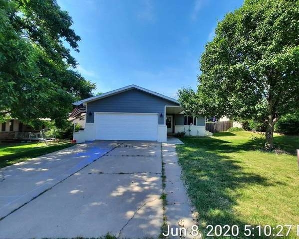 1830 E Ravena, Park City, KS 67219 (MLS #581730) :: Kirk Short's Wichita Home Team