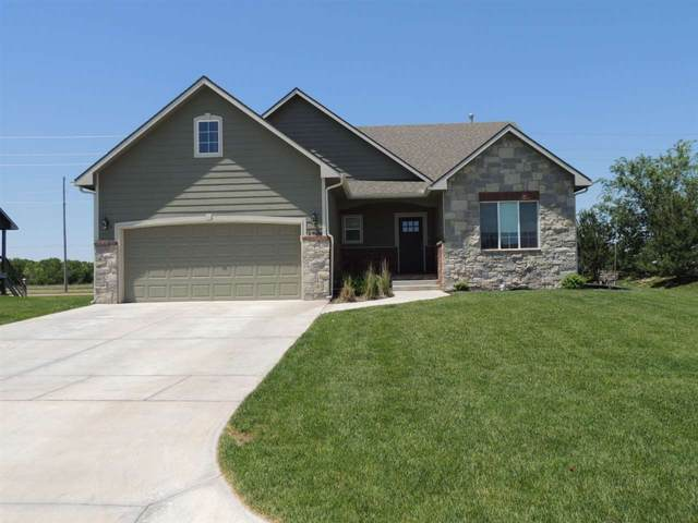 4702 N Emerald Ct., Maize, KS 67101 (MLS #581787) :: On The Move