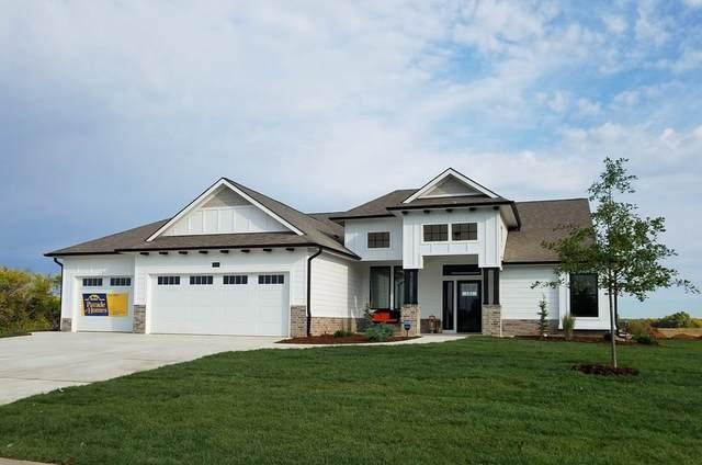 836 E Ruby Ct, Mulvane, KS 67110 (MLS #581790) :: Preister and Partners   Keller Williams Hometown Partners