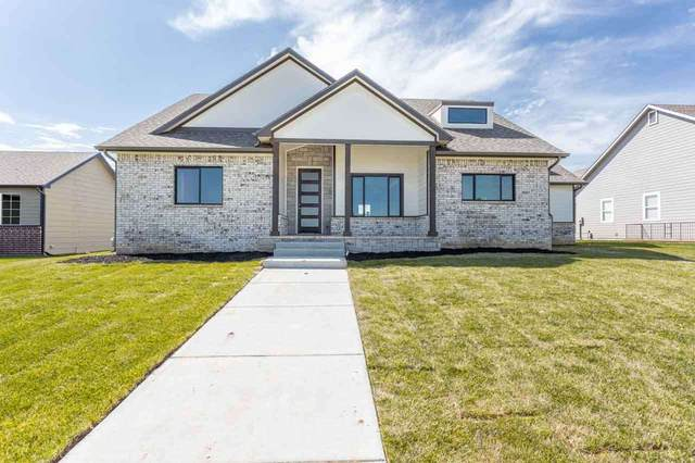 6617 E Central Park Ave, Bel Aire, KS 67226 (MLS #581826) :: On The Move