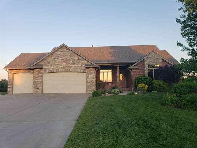 1721 E Elk Ridge, Goddard, KS 67052 (MLS #581827) :: Lange Real Estate