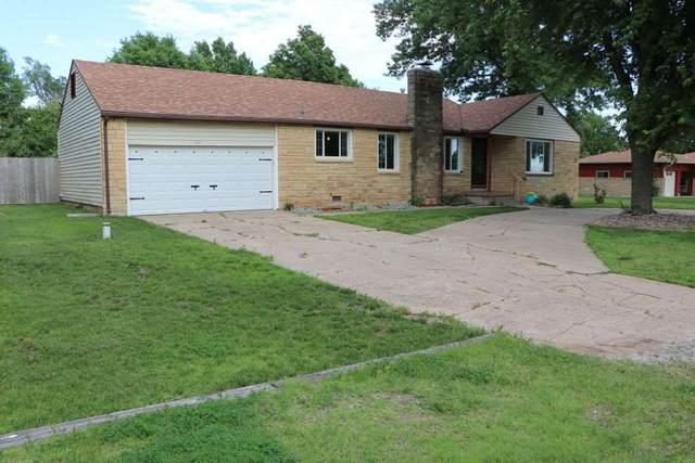 202 S Robin Rd, Wichita, KS 67209 (MLS #581836) :: Pinnacle Realty Group