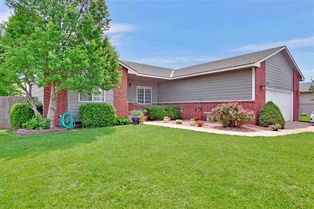 1301 N Aksarben Ct, Wichita, KS 67235 (MLS #581876) :: Kirk Short's Wichita Home Team