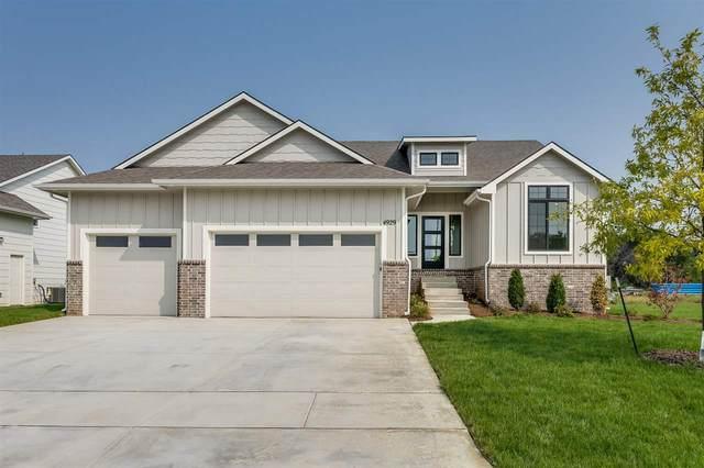 4929 N Peregrine, Wichita, KS 67219 (MLS #581928) :: Pinnacle Realty Group