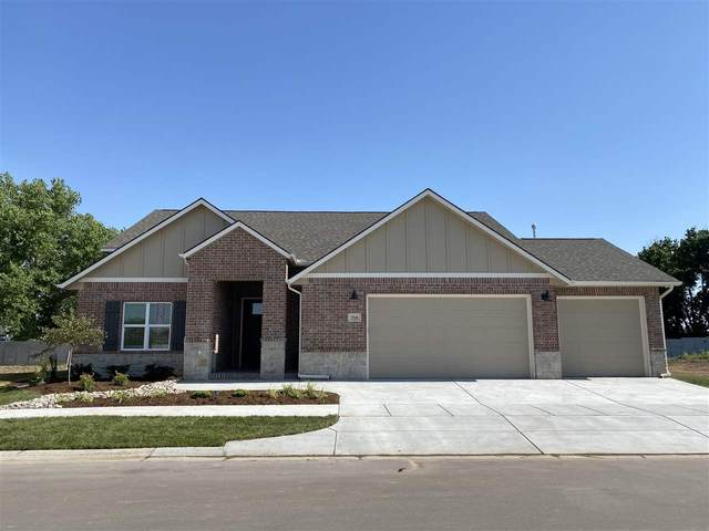 714 N Thornton St. The Rhyan, Wichita, KS 67235 (MLS #582093) :: Graham Realtors