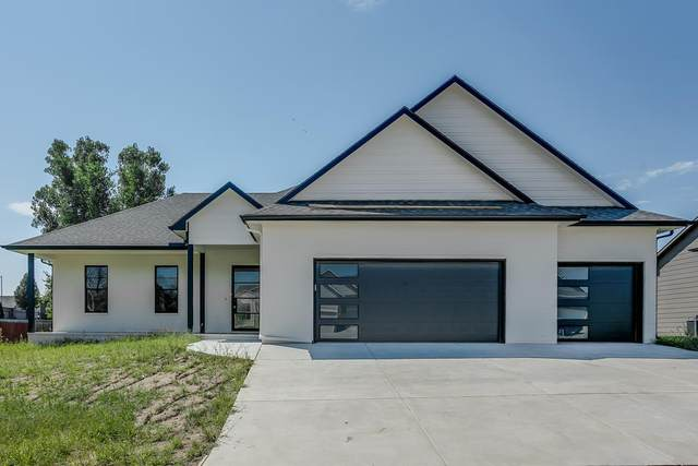 14401 W Valley Hi Rd., Wichita, KS 67235 (MLS #582178) :: On The Move