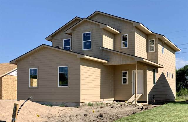 1309 E Prairie Hill Cir, Park City, KS 67219 (MLS #582339) :: Lange Real Estate
