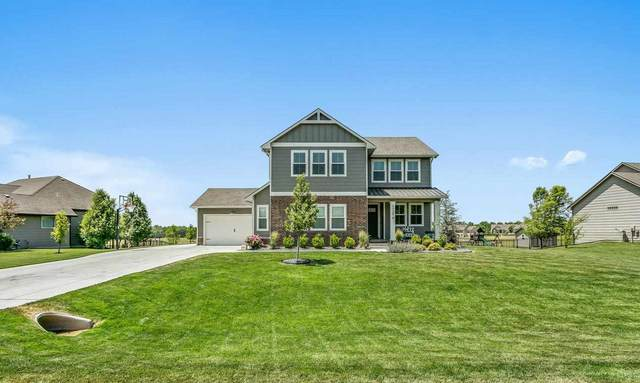 3129 Willow Crk, Rose Hill, KS 67133 (MLS #582357) :: Graham Realtors