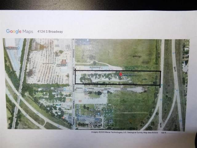 4124 & 4128 S Broadway, Wichita, KS 67217 (MLS #582789) :: Jamey & Liz Blubaugh Realtors
