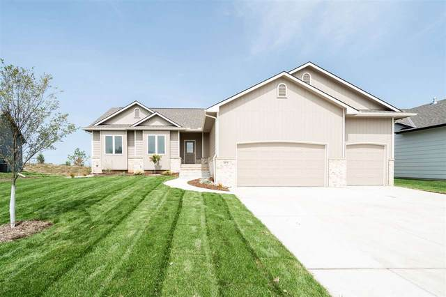 1073 S Arbor Creek Ct, Goddard, KS 67052 (MLS #582836) :: Preister and Partners | Keller Williams Hometown Partners