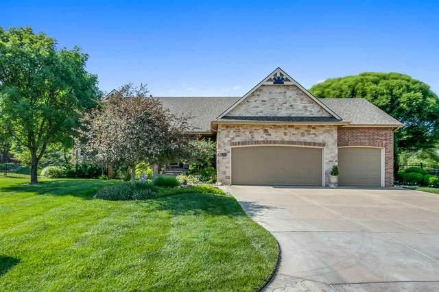1517 S Auburn Hills Ct, Wichita, KS 67235 (MLS #582927) :: Preister and Partners | Keller Williams Hometown Partners