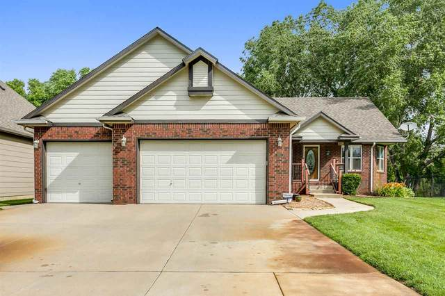 2553 N Hazelwood St., Wichita, KS 67205 (MLS #583023) :: Graham Realtors
