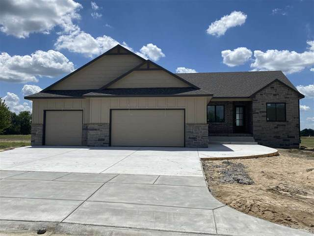 5825 E Wildfire St., Bel Aire, KS 67220 (MLS #583143) :: On The Move