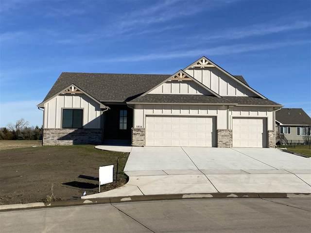 5816 E Wildfire St., Bel Aire, KS 67220 (MLS #583146) :: Kirk Short's Wichita Home Team