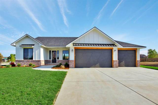 1217 Summerchase Ct, Derby, KS 67037 (MLS #583148) :: Keller Williams Hometown Partners