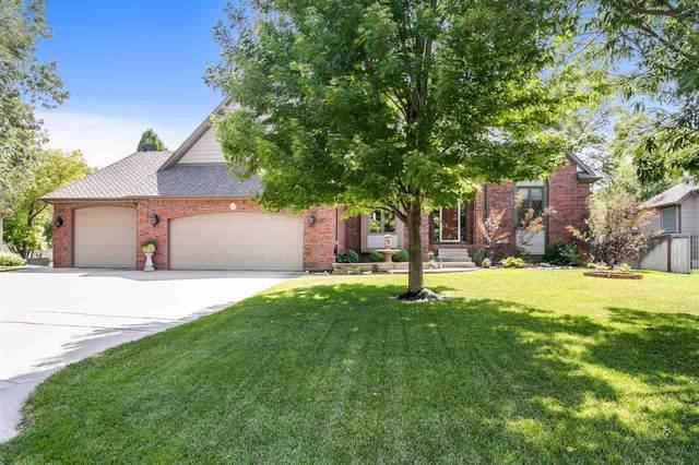 1210 N Hickory Creek Ct, Wichita, KS 67235 (MLS #583188) :: Keller Williams Hometown Partners