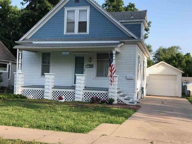 507 E 2ND ST, Newton, KS 67114 (MLS #583276) :: Kirk Short's Wichita Home Team