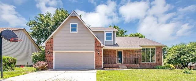 4431 N Edgemoor Ct, Bel Aire, KS 67220 (MLS #583311) :: Lange Real Estate