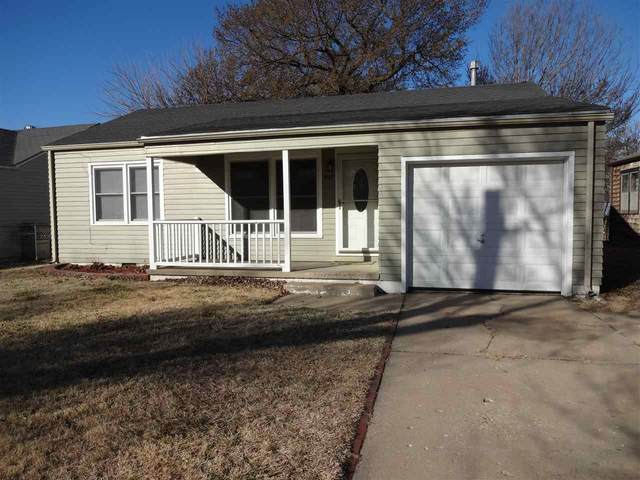 1437 N Pinecrest, Wichita, KS 67208 (MLS #583524) :: Graham Realtors