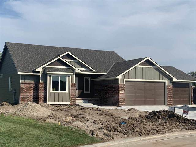 116 N Kennedy, Wichita, KS 67235 (MLS #583573) :: On The Move