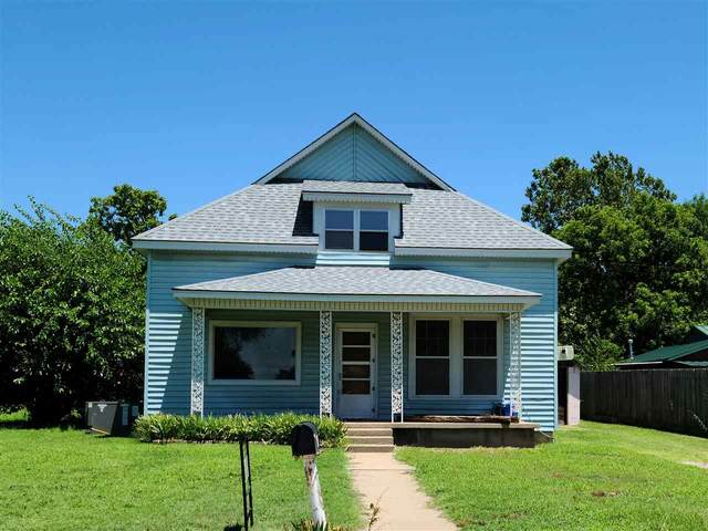 510 N Blaine, Attica, KS 67009 (MLS #583666) :: Lange Real Estate