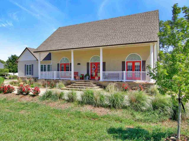 701 Lakeside, Udall, KS 67146 (MLS #583671) :: Jamey & Liz Blubaugh Realtors