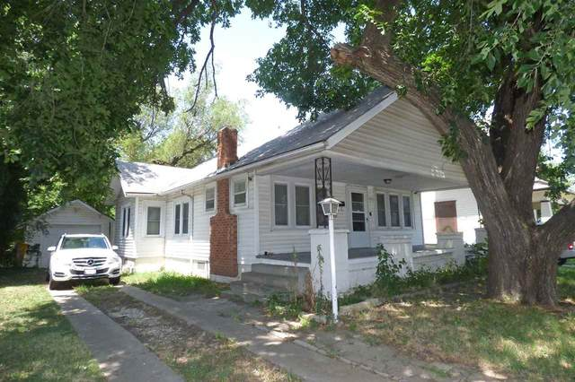 531 S Ellis Ave, Wichita, KS 67211 (MLS #583781) :: Graham Realtors
