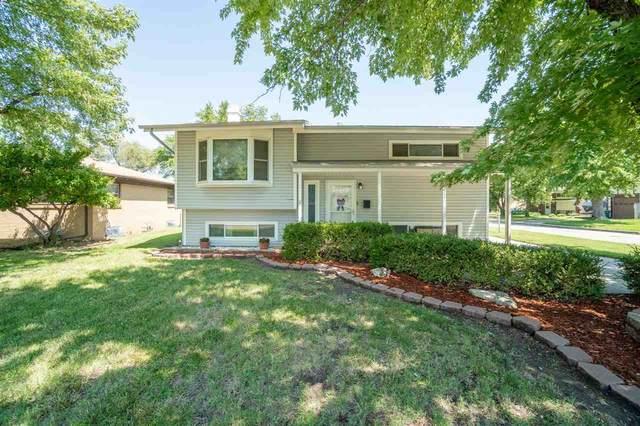 2204 W Lotus St, Wichita, KS 67213 (MLS #583851) :: Graham Realtors