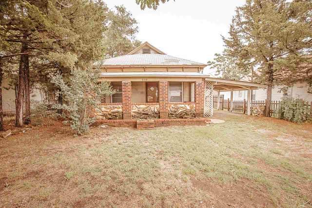 622 S 7th St, Arkansas City, KS 67005 (MLS #583882) :: Graham Realtors